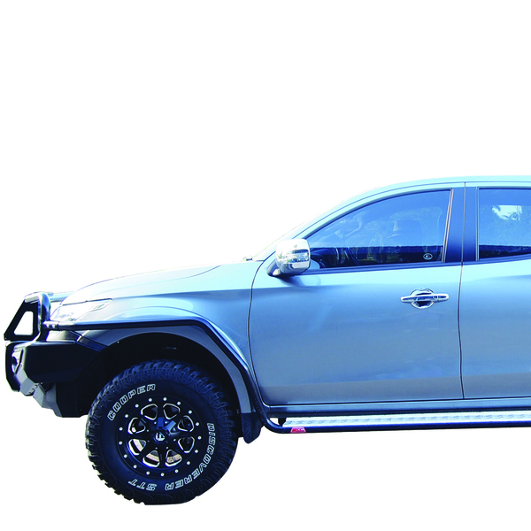 MCC 030-09 Side Rails for Mitsubishi Triton (MR) 2019-on