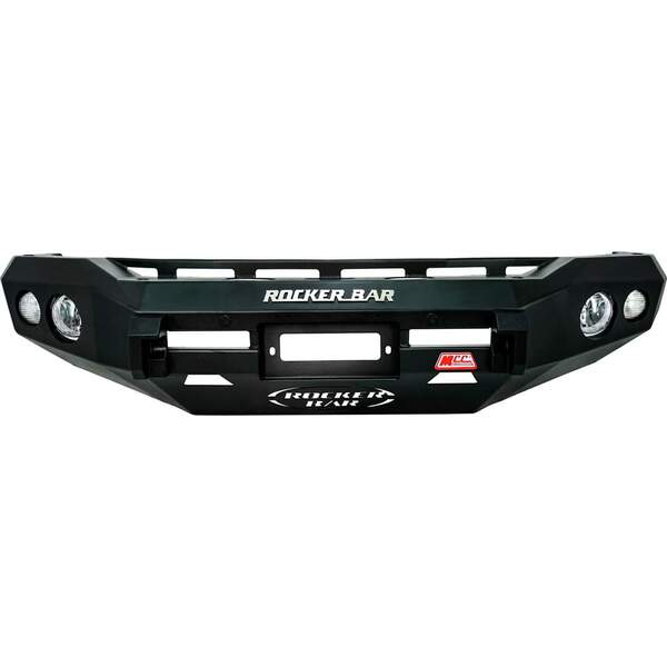 MCC Rocker 078-01 No Loop Winch Bar for Mazda BT50 2012-on