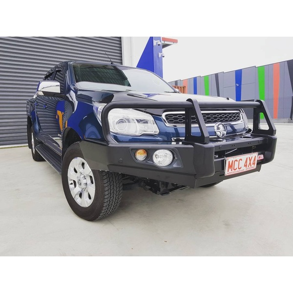 MCC Falcon 707-02 Winch Bar for Holden Colorado 2012 - 2016