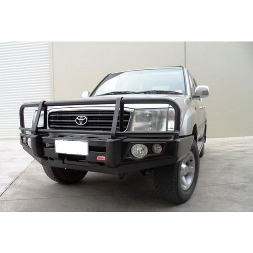 MCC Falcon 707-02 Winch Bar for Toyota Landcruiser 100 Series IFS