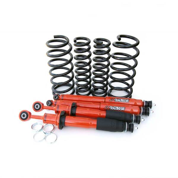 "Outback Armour 2"" Lift Kit (Expedition) for Mitsubishi Challenger"