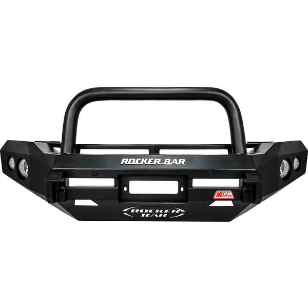 MCC Rocker 078-01 Single Loop Winch Bar for Hilux Revo 2015-on