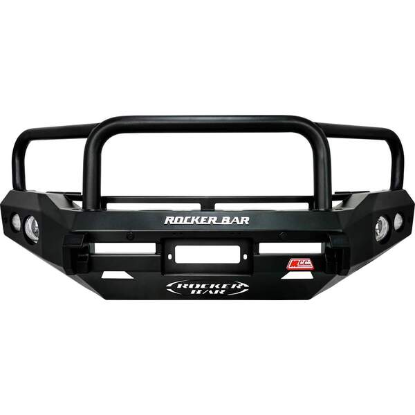 MCC Rocker 078-02 Triple Loop Winch Bar for Ford Ranger PX 2012 - 2014