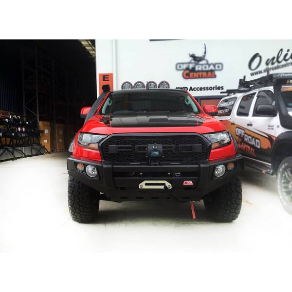 MCC Falcon 707-01 No Loop Winch Bar for Ford Ranger PX 2012 - 2014