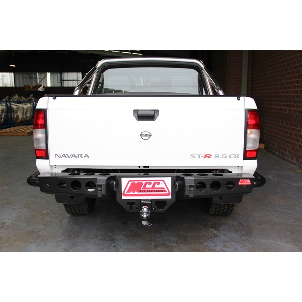 MCC 022-03 Jack Rear Bar for Nissan Navara D22
