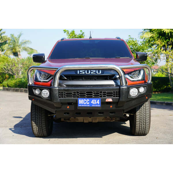 MCC Falcon 707-01 Triple Loop Winch Bar for Mitsubishi Triton MR 2019-on
