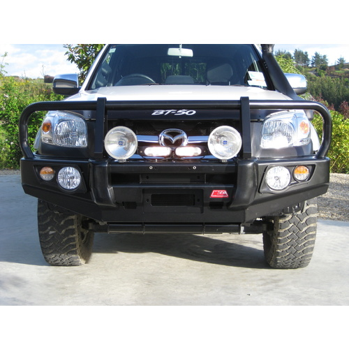MCC Falcon 707-02 Winch Bar for Mazda BT50 2007-2011