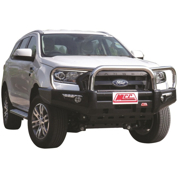MCC Phoenix 808-01 Triple Loop Winch Bar for Mitsubishi Triton / Challenger 2006-2014